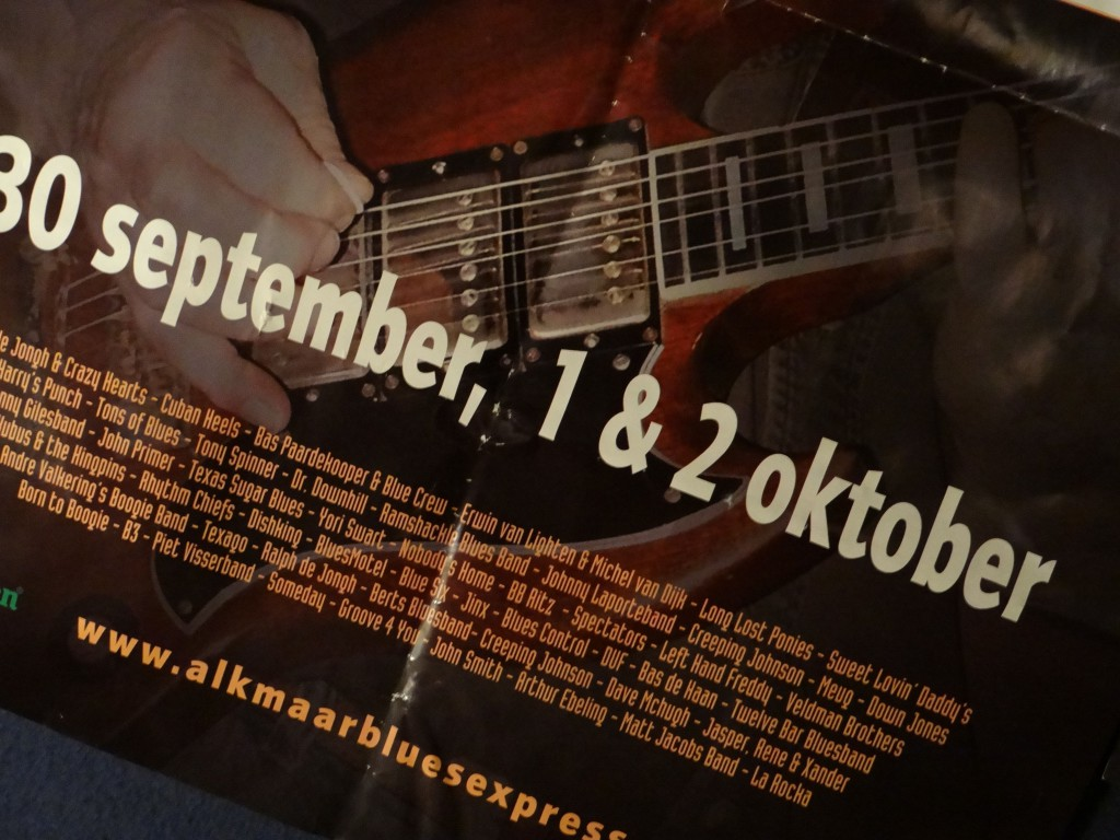 Alkmaar Blues Express 2012