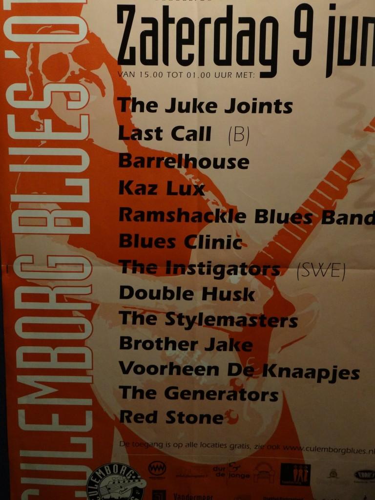 Culemborg Blues 2011
