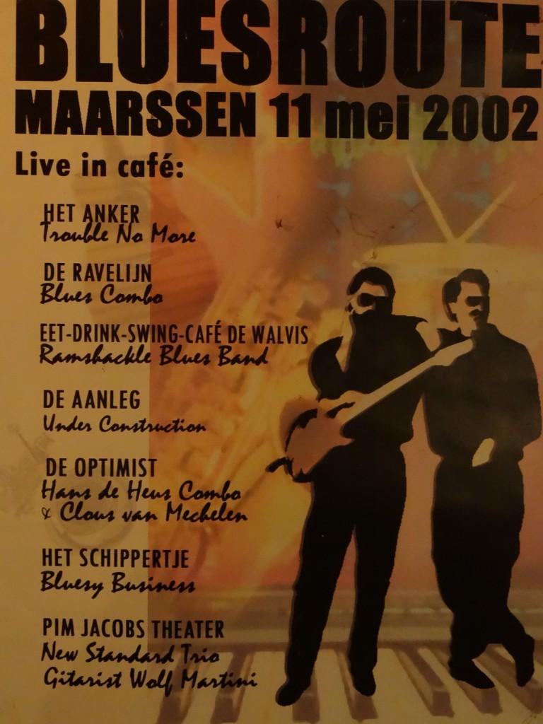 Bluesroute Maarssen 2002