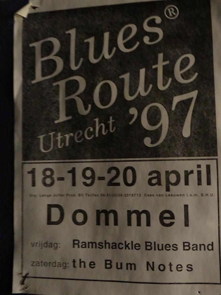 Blues Route Utrecht '97