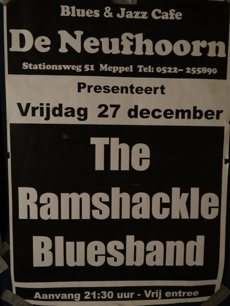 Blues & Jazz cafe De Neufhoorn